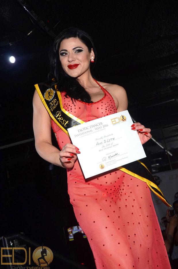 Lacey Rain, Natasha Nova and Liza Mae Lust take top honors ...
